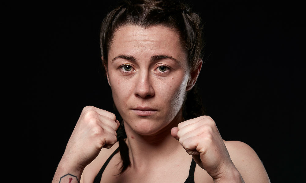 Dolly Clew/Cage Warriors