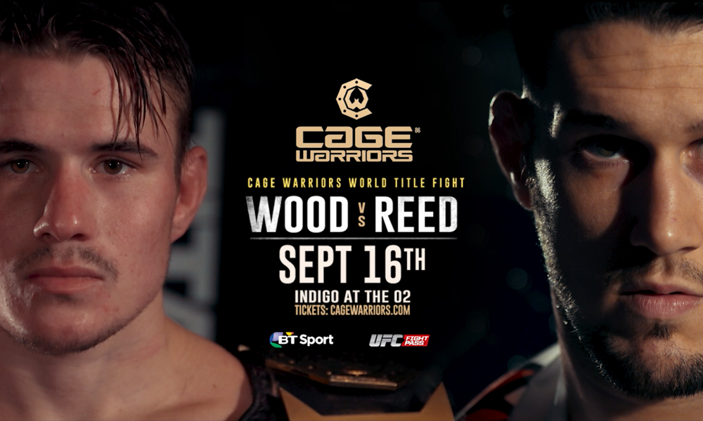 WATCH: Cage Warriors 86 England vs Wales Promo