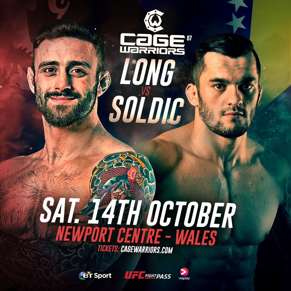 Lew Long vs Roberto Soldic