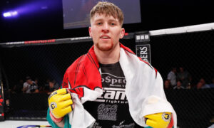 Jack Shore, Cage Warriors 87